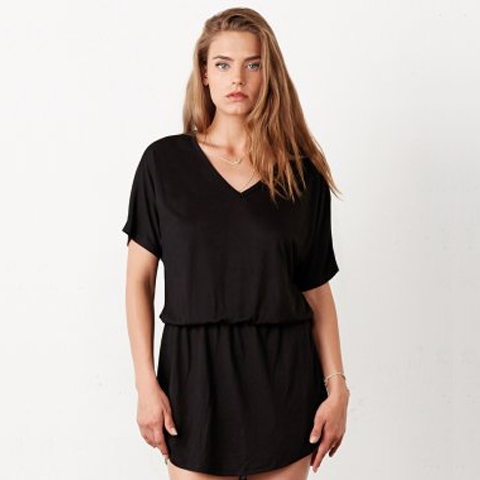 6877e1596b6e Ladies T-shirt Longer Length